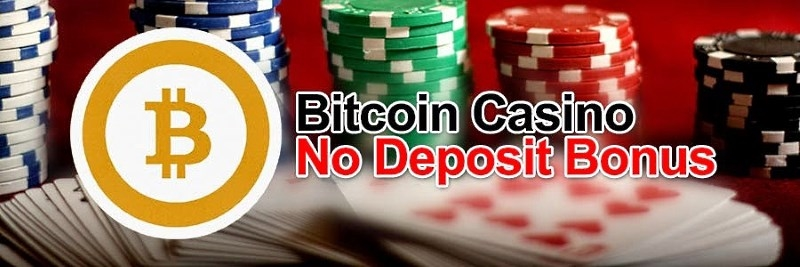 Bitcoin casino free no deposit
