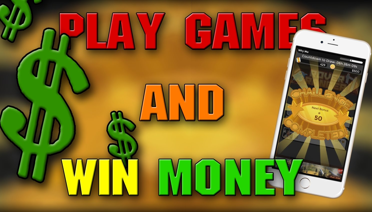 Sites To Win Money